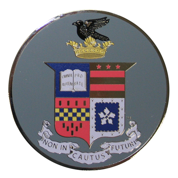 Crest Auto Medallion