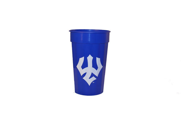 Large Trident Stadium Cup 22 oz