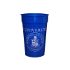 Classic Stadium Cup with Crest 22 oz, Royal or White thumbnail