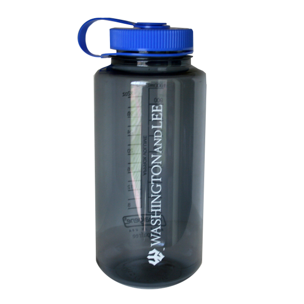 "Nalgene with ""Washington and Lee,"" Smoke Grey"