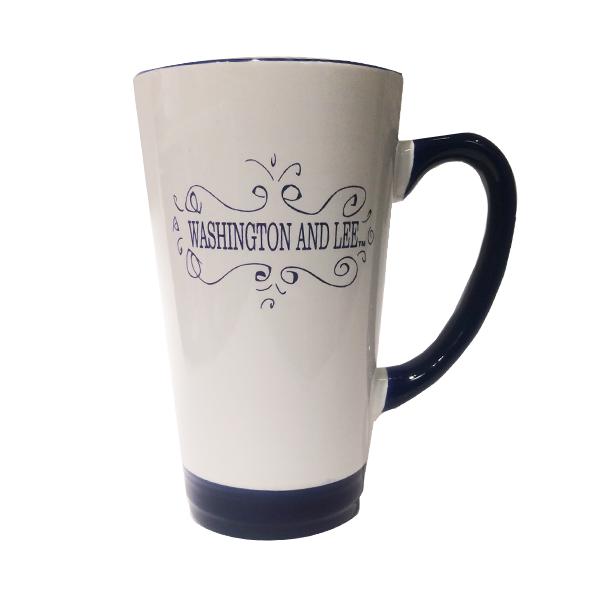 Washington and Lee Latte Mug