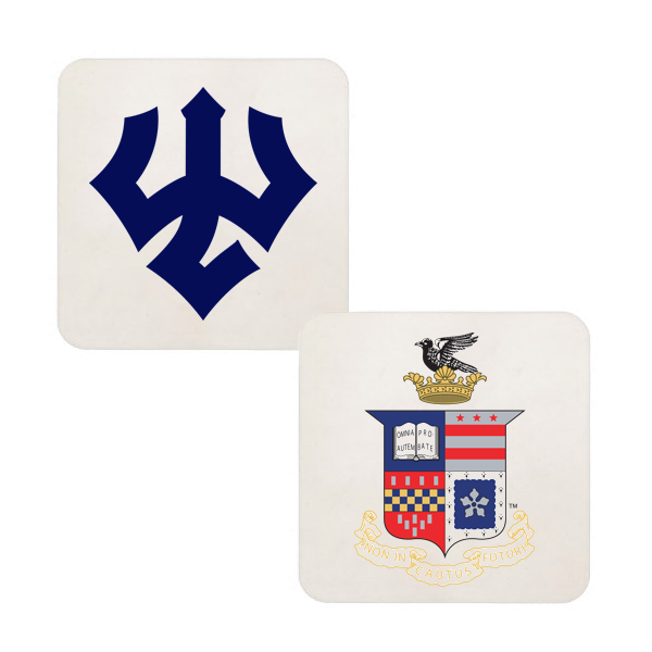 Paper Coasters Set of 12