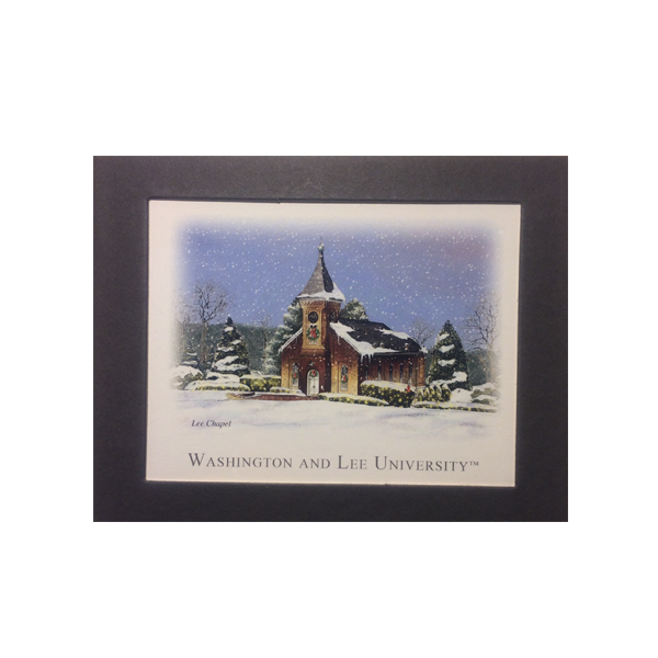 Lee Chapel Holiday Note Cards