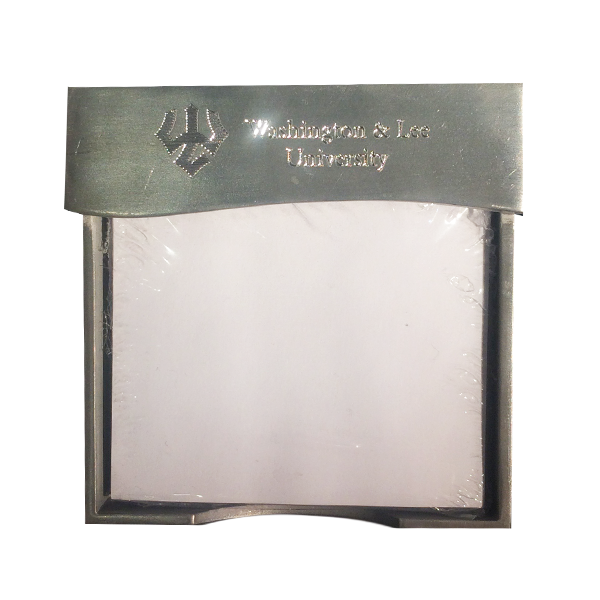 Salisbury Pewter Note Holder with Trident