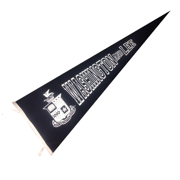 Traditional Wool Felt Pennant 9x24