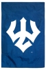Vertical Trident Home Banner, Royal or Navy thumbnail