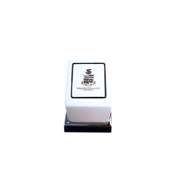 Magnetic Message Clip with Crest