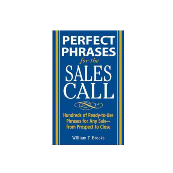Perfect Phrases for the Sales Call (PB)