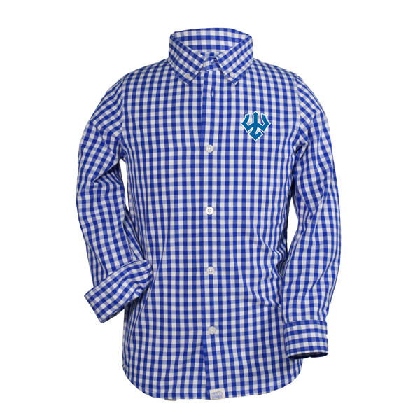 Buttondown Logan Shirt, Infant