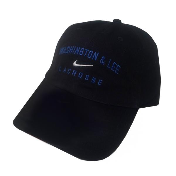 Nike Lacrosse Hat, Black