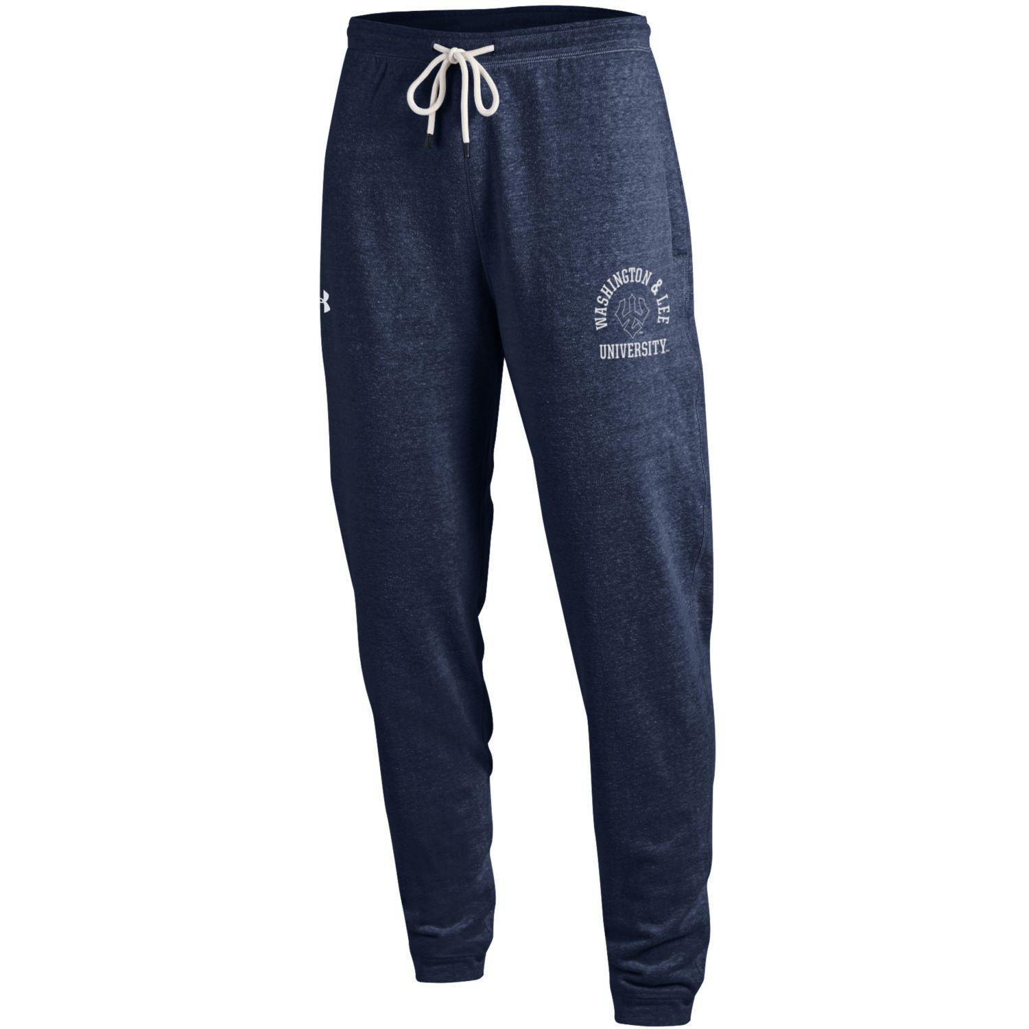 Under Armour Tri-Blend Sweatpants, Navy