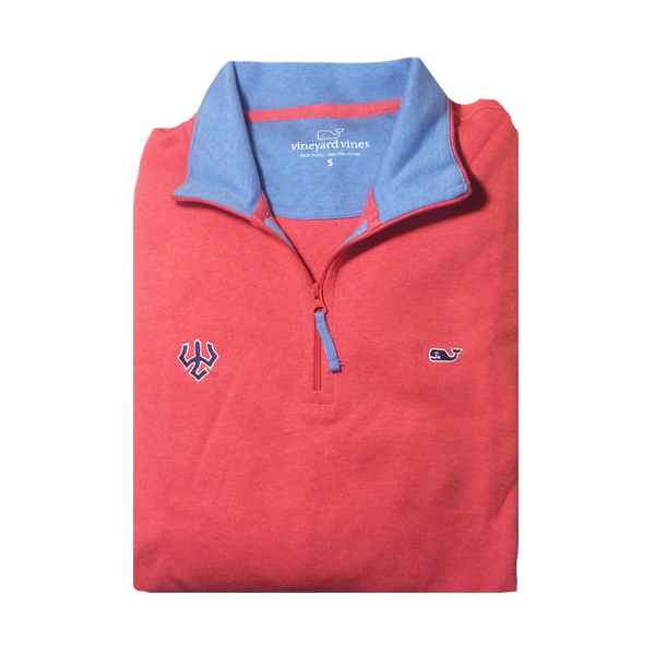 Vineyard Vines Cotton 1/4 Zip