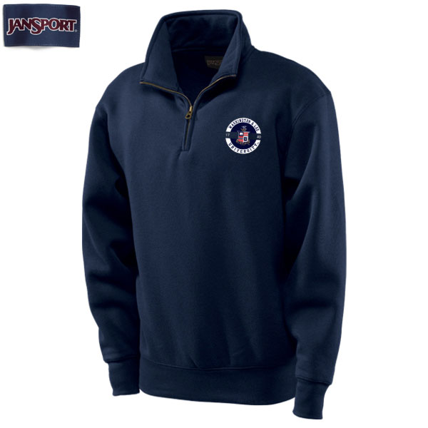 Jansport Circle Crest 1/4 Zip