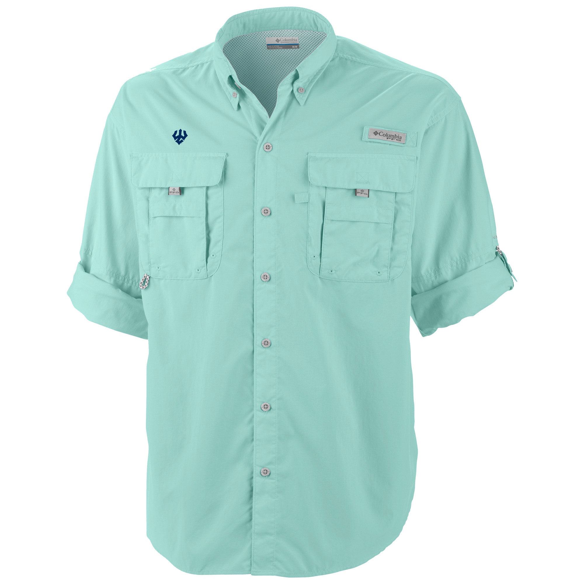Columbia Bahama Button Down, Green