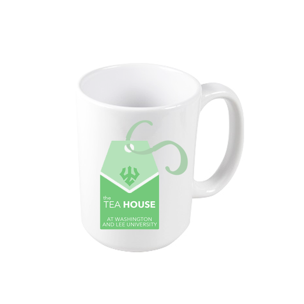 Tea House Mug 15 oz