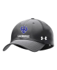 Under Armour Lacrosse Hat, Dark Grey thumbnail