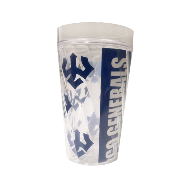 Diamond Cut Tumbler 24oz