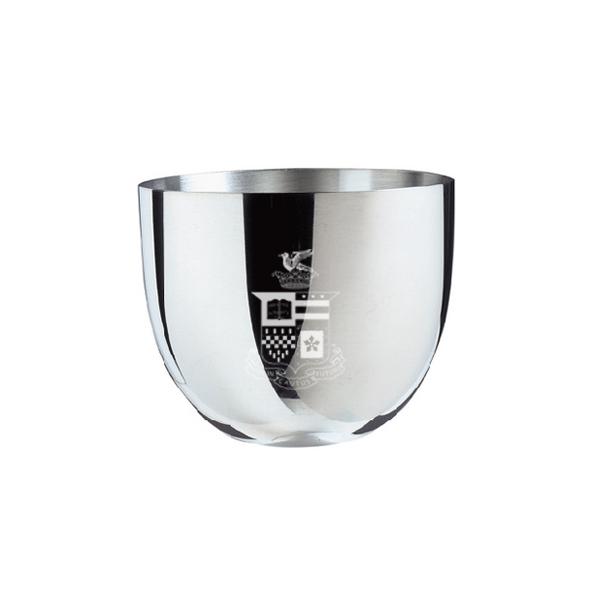 Salisbury Pewter Jefferson Cup, Crest