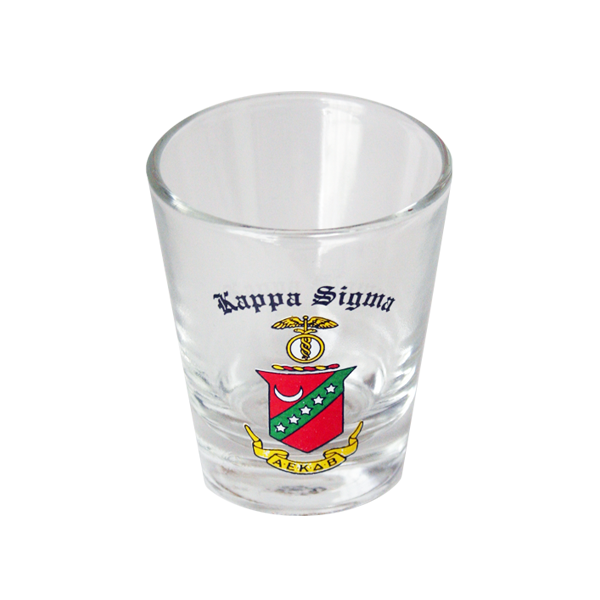 Kappa Sigma Shot Glass