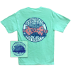 2X Live Oak Bow Tie Tee, Mint