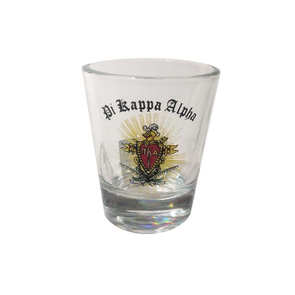 Pi Kappa Alpha Shotglass