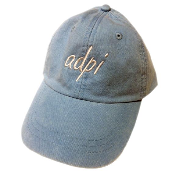 Alpha Delta Pi Hat, Blue