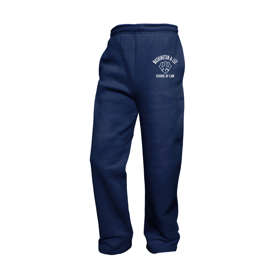 Open Bottom Law Sweatpants