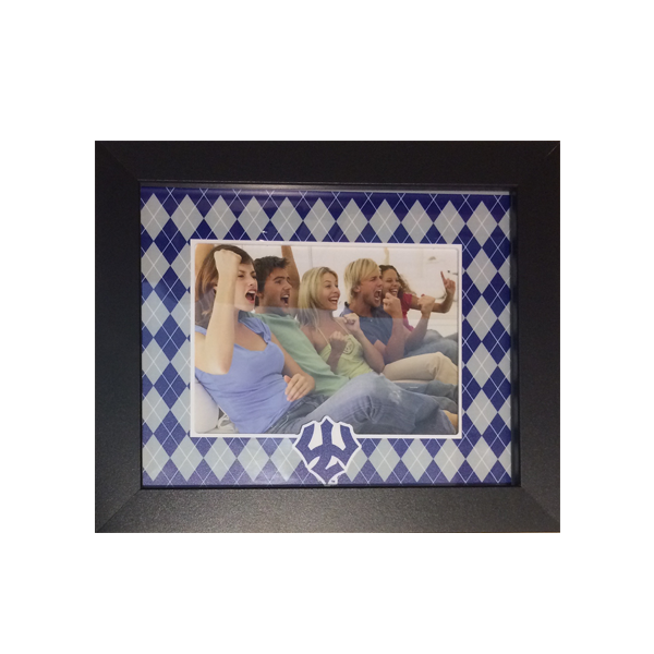 5x7 Frame with Trident Mat
