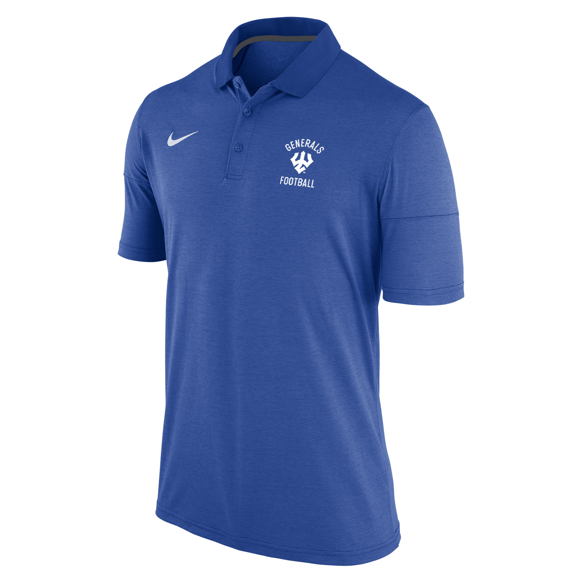 Nike Football Varsity Polo, Royal
