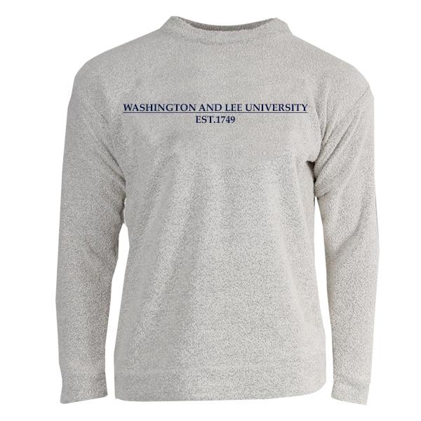 Woolly Threads Crew Sweater