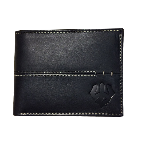 Wallet with Trident and Seam