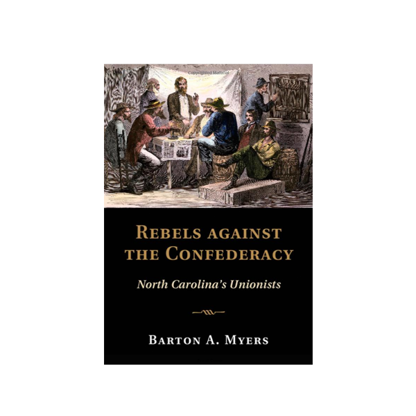 Rebels against the Confederacy (HB)
