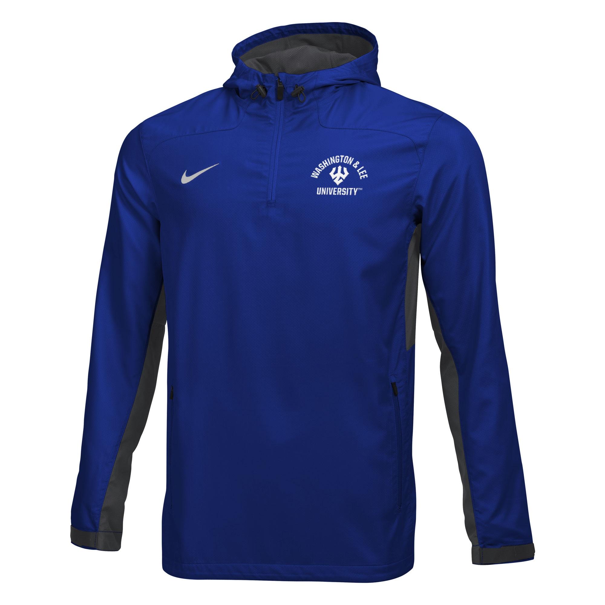 Nike Woven 1/4 Zip Jacket
