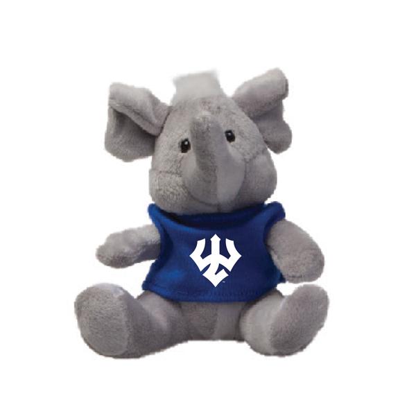Elephant Plush w/Trident Tee