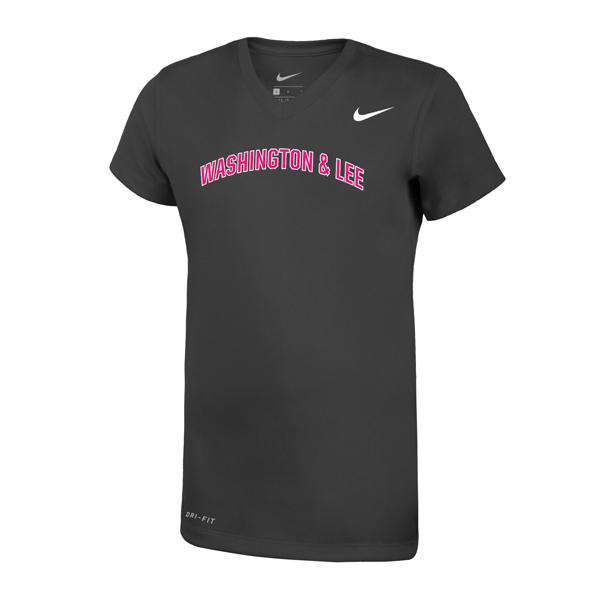 Nike Youth V-Neck Tee