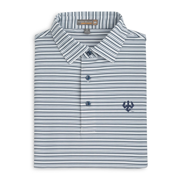 Peter Millar Barron Stripe Polo