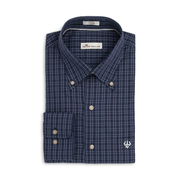 Peter Millar Autumn Check Shirt