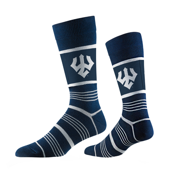 Strideline Trident Dress Sock