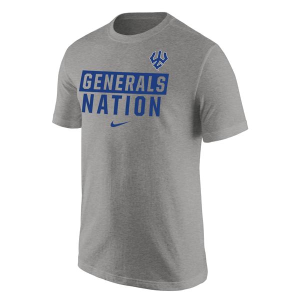 Nike Generals Nation Short Sleeve Tee