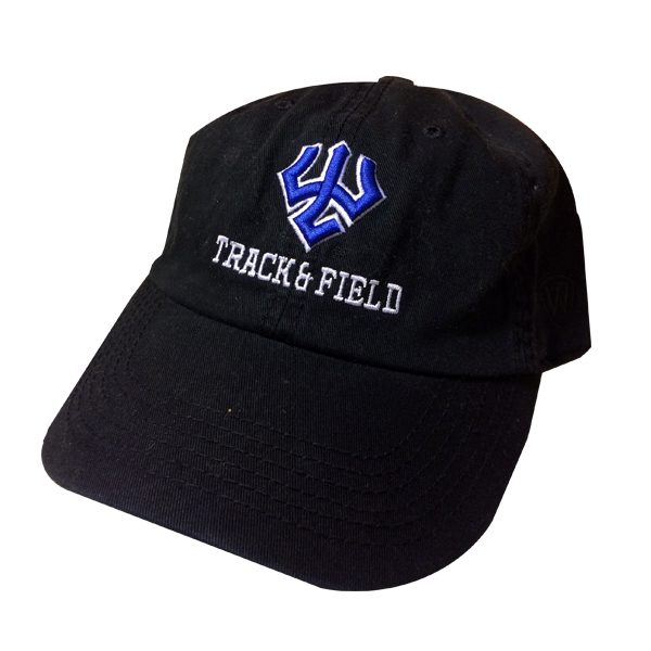 Track and Field Hat, Black