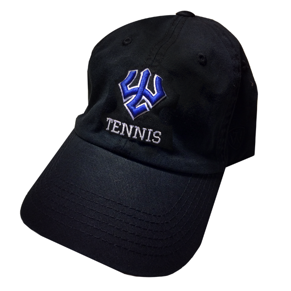 Tennis Hat, Black