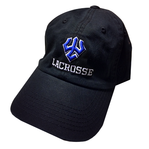 Lacrosse Hat, Black