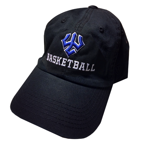 Basketball Hat, Black