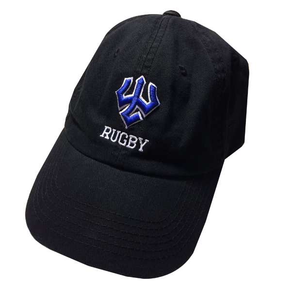 Rugby Hat, Black