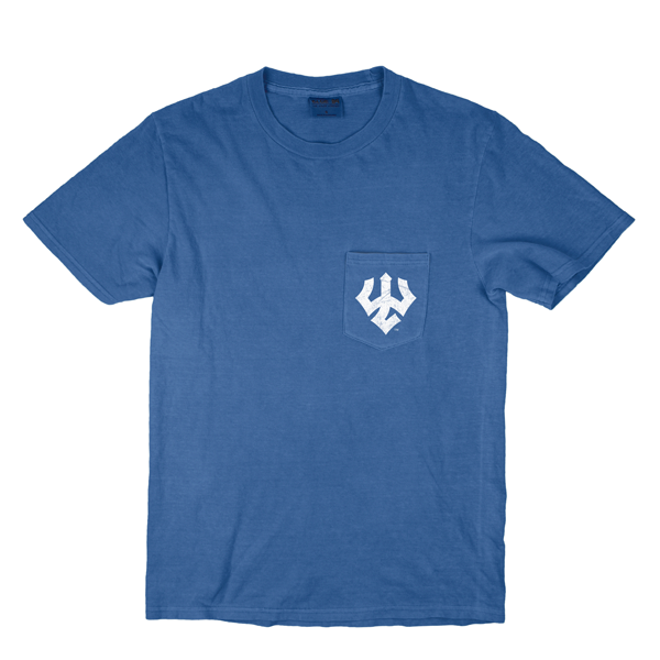 Blue 84 Pocket Short Sleeve Tee