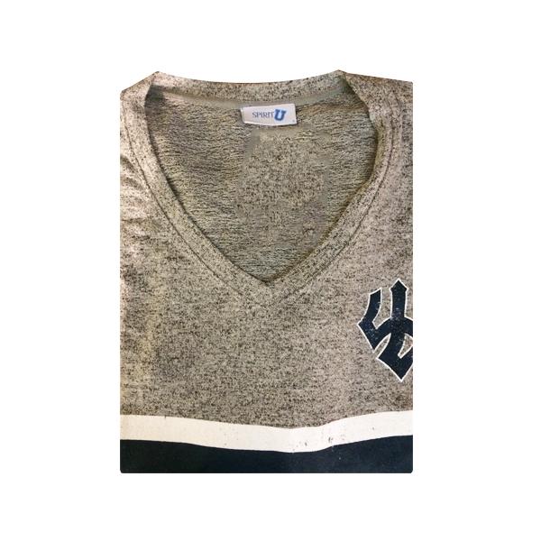 Drop Hem Sweater