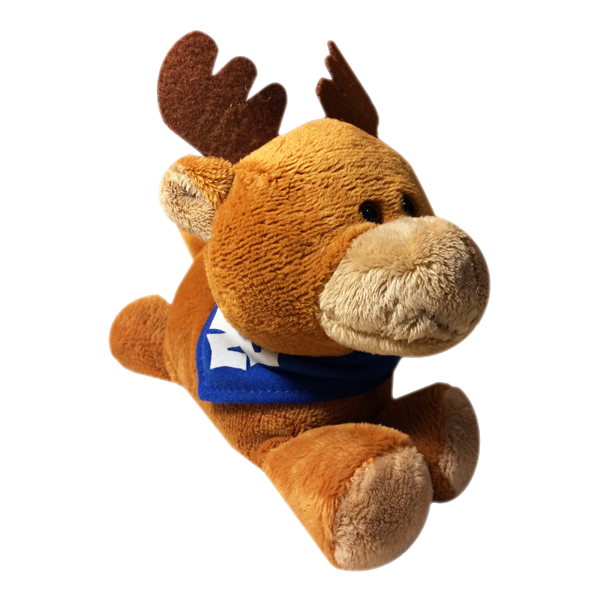 Moose Short Stack Plush