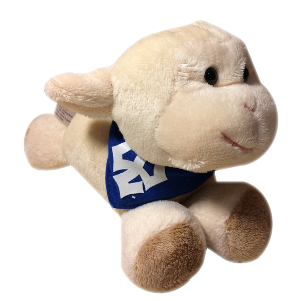 Lamb Short Stack Plush