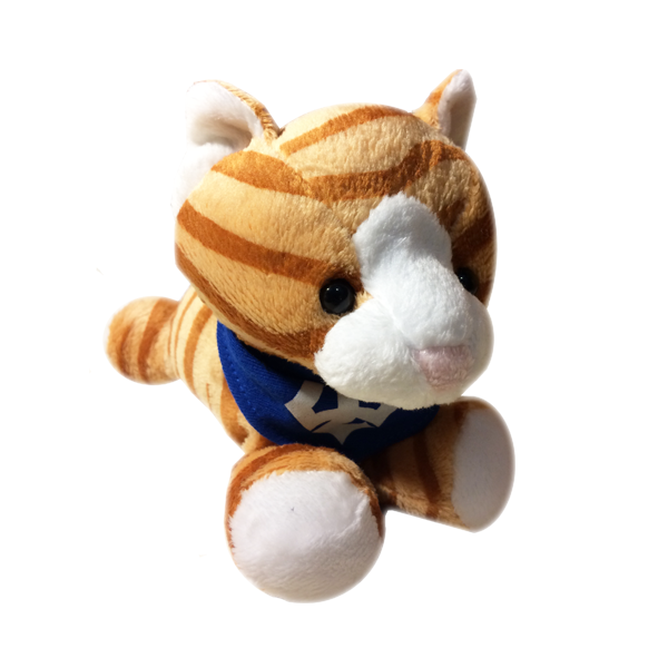 Cat Short Stack Plush