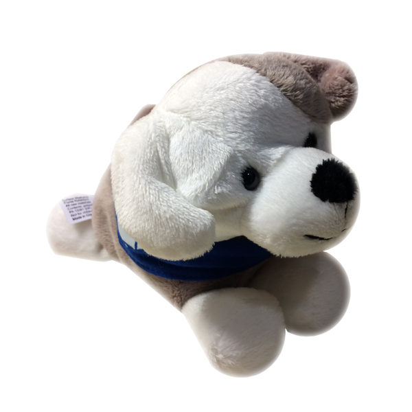 Dog Short Stack Plush